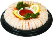 Medium Cooked Shrimp Ring