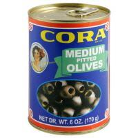 Cora Ripe Medium Pitted Olives