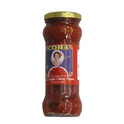 Cora Hot Crushed Cherry Peppers