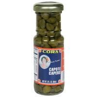Cora Capers in Vinegar