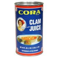 Cora Ocean Clam Juice