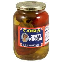 Cora Sweet Cherry Peppers