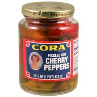 Cora Hot Cherry Peppers