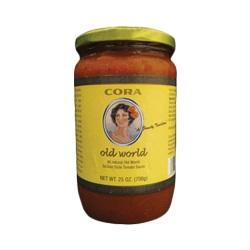 Cora Old World Sicilian Spaghetti Sauce