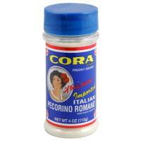 Cora Grated Italian Pecorino Romano