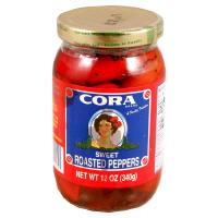 Cora Fire Roasted Sweet Peppers