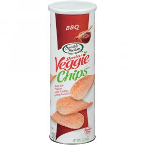 Sensible Portions Garden Veggie Chips Barbeque