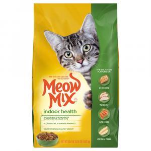 Meow Mix Indoor Cat Food