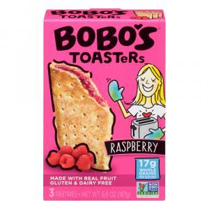 Bobo's Toasters Raspberry
