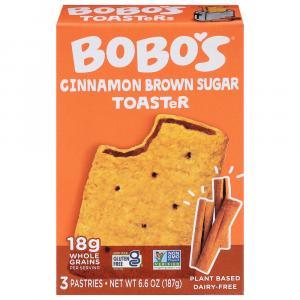 Bobo's Toasters Cinnamon Brown Sugar