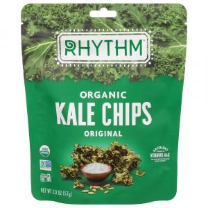 Rhythm Superfoods Organic Kale Chips Original
