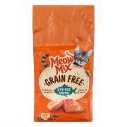Meow Mix Grain Free with Wild Salmon Dry Cat Food
