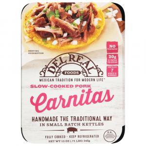 Del Real Pork Carnitas