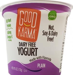 Good Karma Plain Yogurt Non Dairy