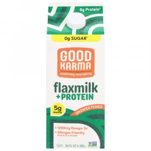 Good Karma Flax Milk Unsweetenedwith Protein