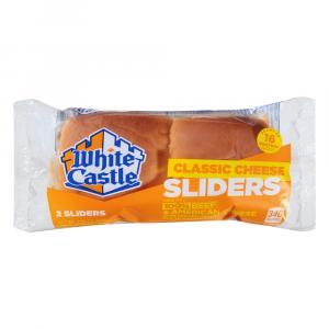 White Castle Cheeseburgers Microwaveable Sandwiches