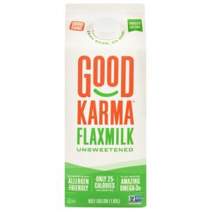 Good Karma Flax Milk Unsweetened