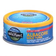 Wild Planet No Salt Added Albacore Tuna