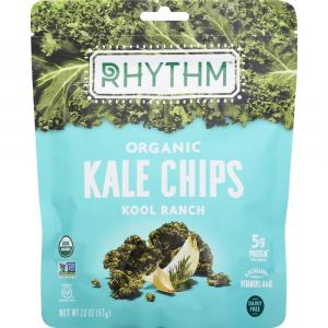 Rhythm Superfoods Organic Kale Chips Cool Ranch