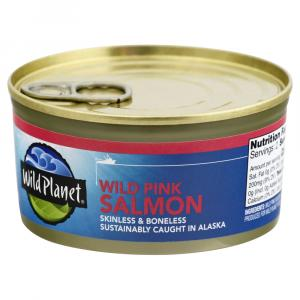 Wild Planet Alaskan Pink Salmon
