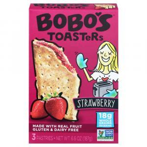 Bobo's Toasters Strawberry