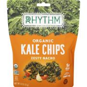 Rhythm Superfoods Zesty Nacho Organic Kale Chips
