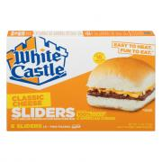 White Castle Microwave Cheeseburgers