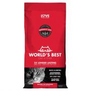 World's Best Cat Litter Multiple Cat Clumping Formula