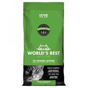 World's Best Cat Quick Clumping Litter