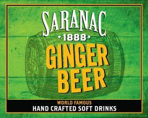 Saranac Ginger Beer