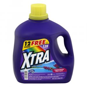 Xtra Liquid Laundry Detergent Tropical Passion