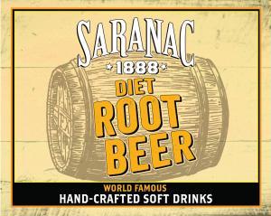 Saranac Diet Root Beer