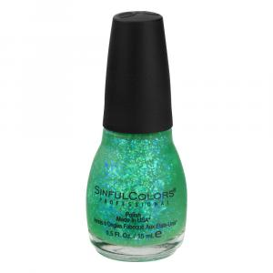 Sinful Colors Nail Color - Green Ocean