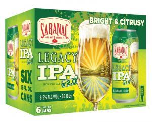 Saranac Legacy IPA