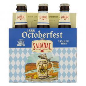 Saranac Seasonal Flavor Ale