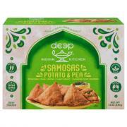 Deep Indian Kitchen Potato & Pea Samosas