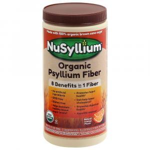 Nusyllium Organic Natural Orange Flavor Fiber