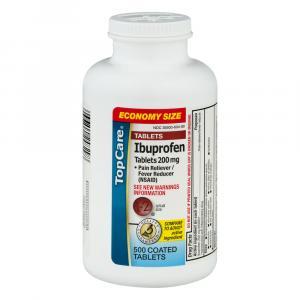 Topcare Ibuprofen Tablets