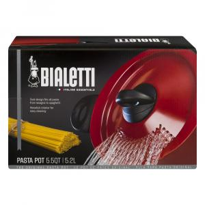 Bialetti Pasta Pot Red