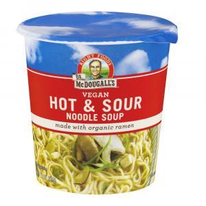 Dr. McDougall's Hot & Sour Ramen Soup
