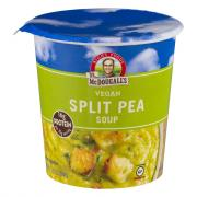 Dr. McDougall's Split Pea & Barley Soup Cup