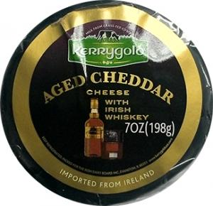 Kerrygold Aged Cheddar Cheese W/irish Whiskey