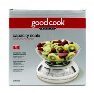 GoodCook Plastic Capacity Scale