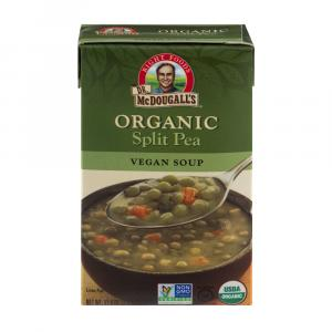 Dr. Mcdougall's Split Pea All Natural Soup