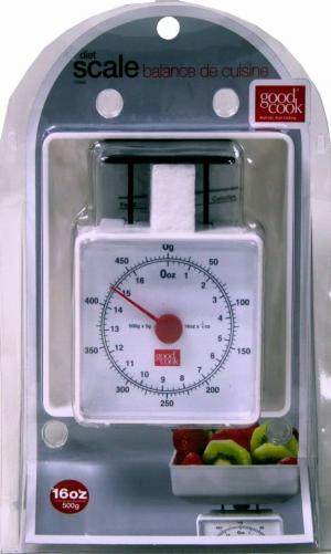 Good Cook White Deluxe Diet Scale