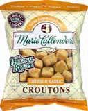 Marie Callender's Cheese & Garlic Croutons