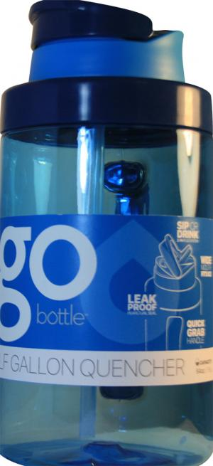 Go Bottle Double Lid Jug 64 Oz