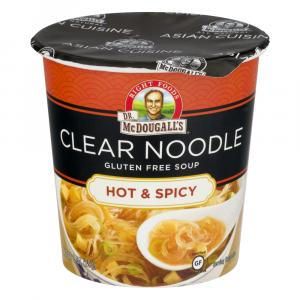 Dr. Mcdougall's Asian Soup Hot & Spicy Cup