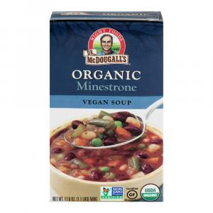 Dr. Mcdougall's Organic Minestrone Soup