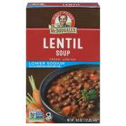Dr. McDougall's Lentil Lower Sodium Soup
